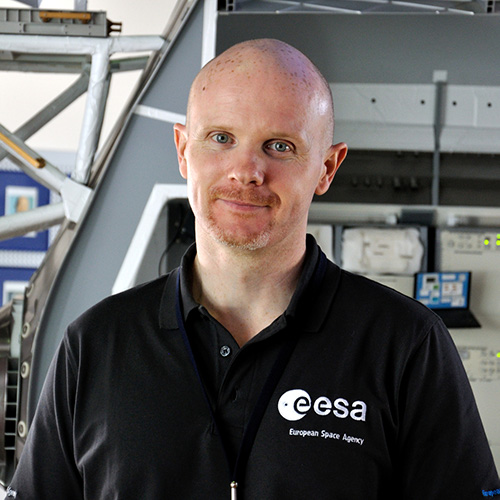 Aidan Cowley | European Space Agency