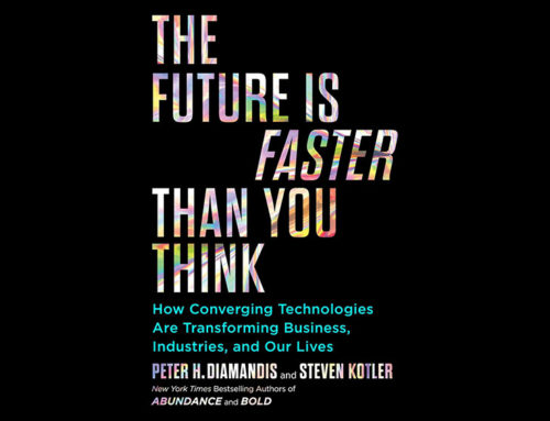 Article: Vogue Business interview with Peter Diamandis